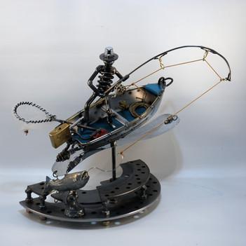 DSCmetal art fishermen 2