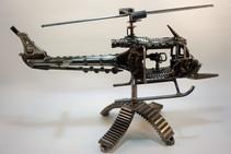 metal art chopper