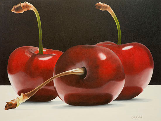 kg-three cherries 30x36-oil-dsc_8603-sml