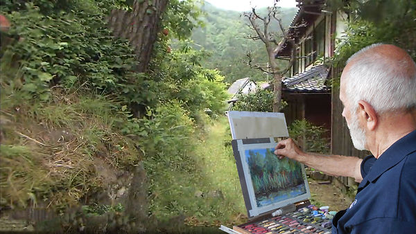 bw-painting rural japan.jpg