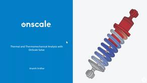 影音 - Thermal Analysis withOnScale Solve™