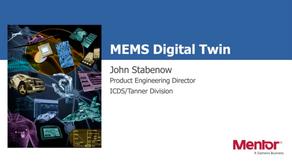 影音 - The MEMS Digital Twin Flow