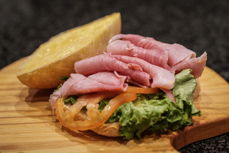 Pig Fig Sandwich