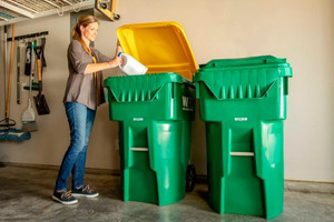 Waste Management Services Recycling and Greenwaste Pick-Up Service Delayed