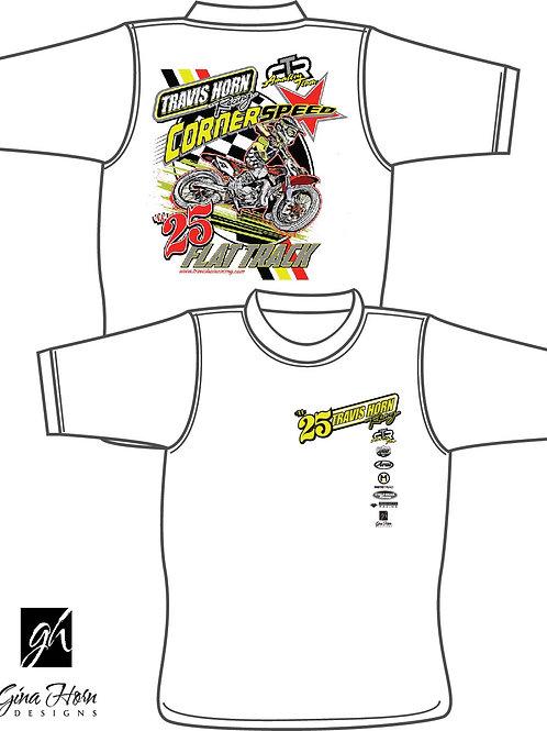 THR Flat Track T-Shirt