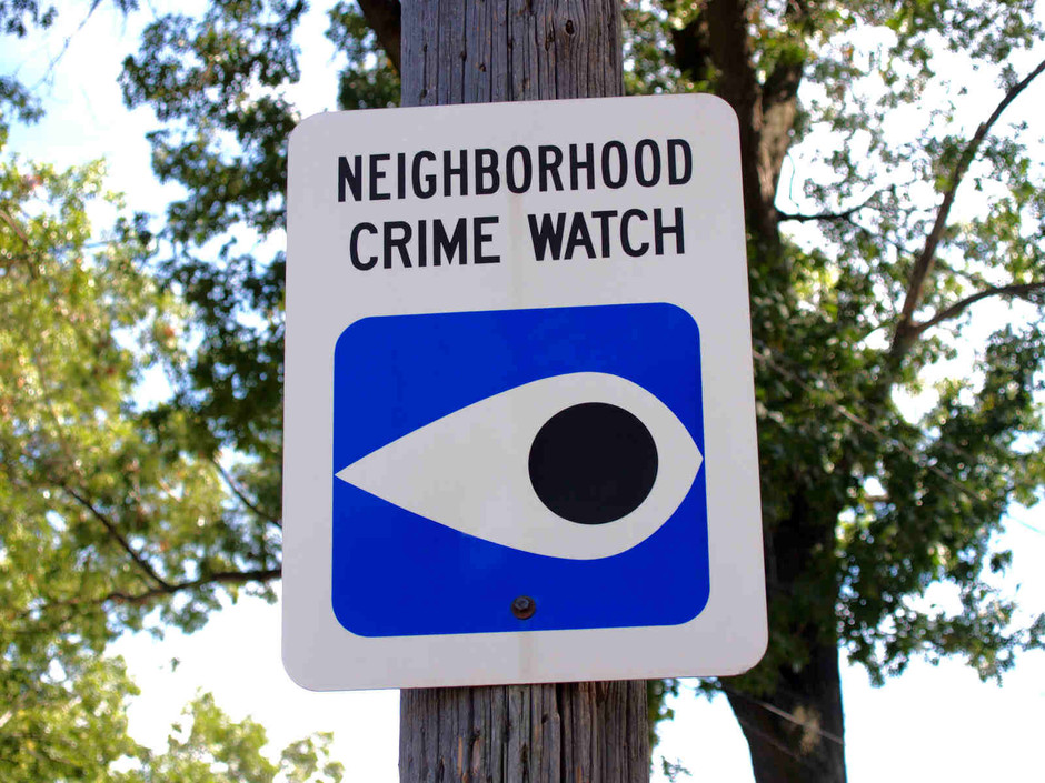Make Your Home Safer! Host or Join Neighborhood Watch