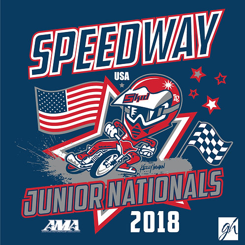 2018 Junior Speedway Nationals T-Shirt