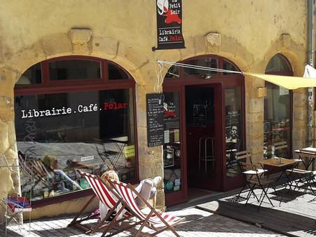 Librairie-café-polar - Un petit noir  - Lyon -
