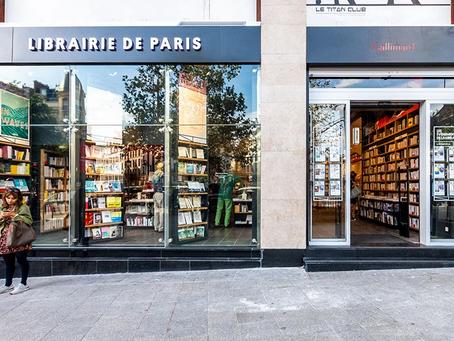 """""""Librairie de Paris"""" à Paris 17e"""