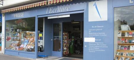 Librairie L'écriture à Vaucresson