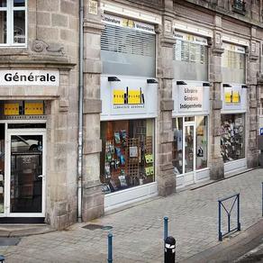 Librairie Page et plume à Limoges