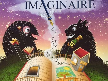 Librairie L'atoll Imaginaire - La Garde -