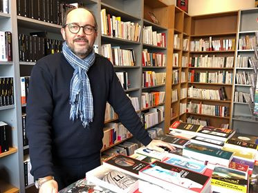 Librairie  A livre ouvert Wissembourg