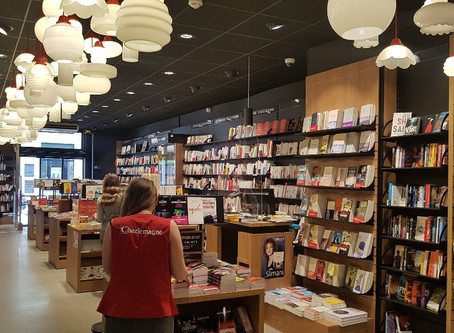 Librairie Charlemagne  - Toulon -