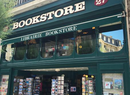 Librairie Le Bookstore -  Biarritz