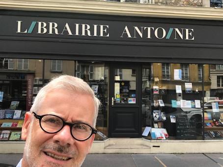 Librairie Antoine - Versailles -