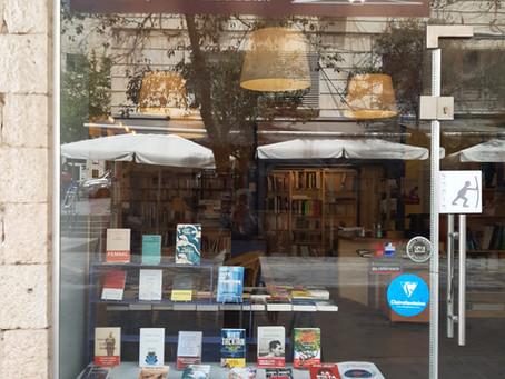 Librairie Vice Versa Jérusalem