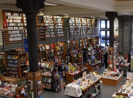 Librairie  Molière  - Charleroi -