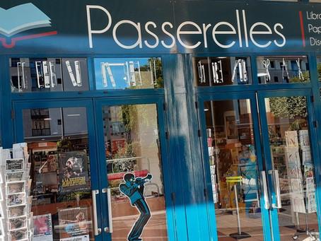 Librairie Passerelles à Vienne