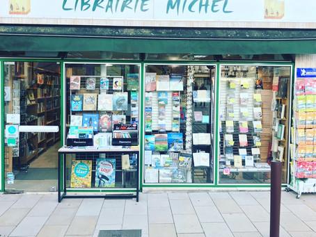 Librairie Michel - Fontainebleau -