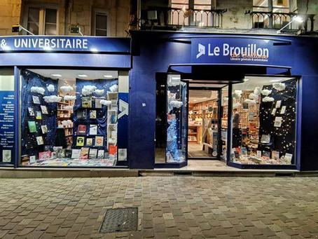 Librairie Brouillon de culture - Caen
