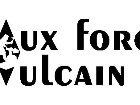 Editions Aux Forges de Vulcain - avec David  Meulemans et Gilles Marchand