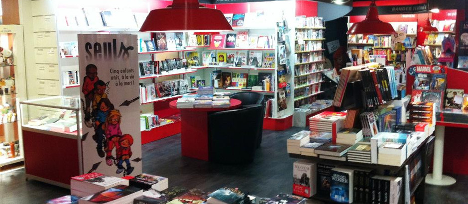 Librairie Doucet - Le Mans -