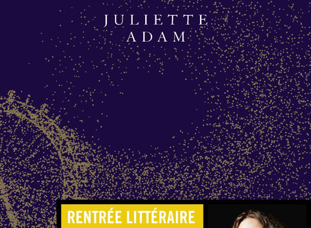9 Octobre 2020 19h - Juliette Adam -                    Tout va me manquer