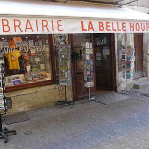 Librairie La belle Hoursette Les Vans