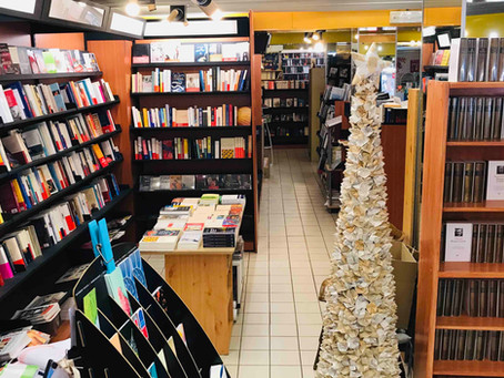 Librairie Trarieux  - Tulle -