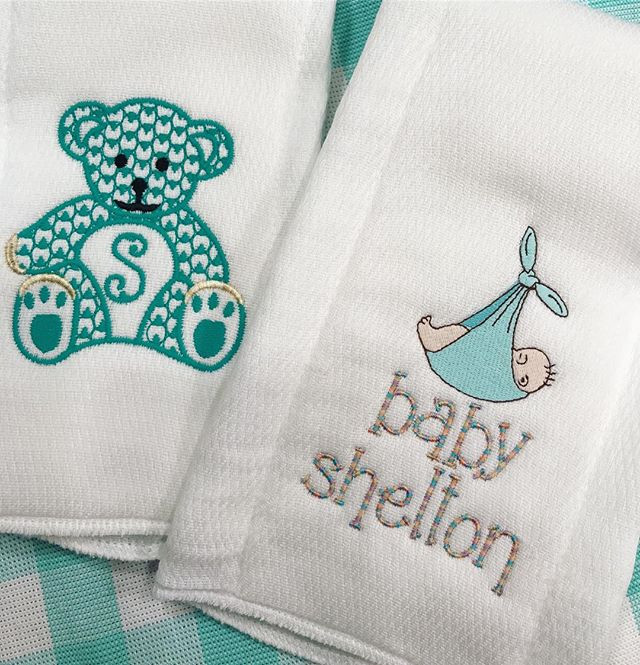 Sweet gender neutral baby gifts 💗💙 #th