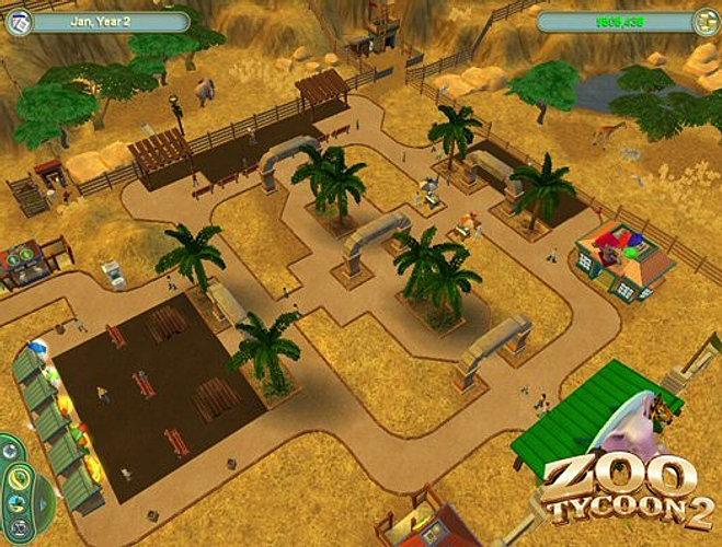 zoo tycoon 2  mac full version