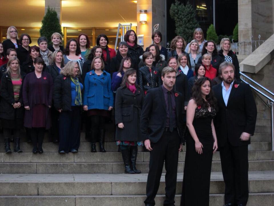 West Scotland Military Wives Choir