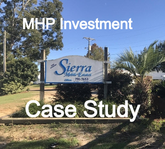 MHP Investment Entrance