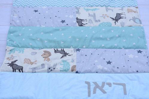 שמיכה | דגם ריאן