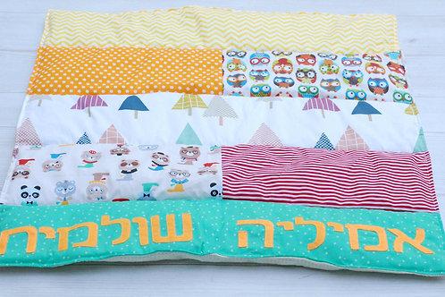שמיכה | דגם אמיליה שולמית