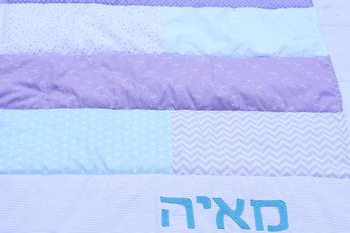 שמיכה | דגם מאיה