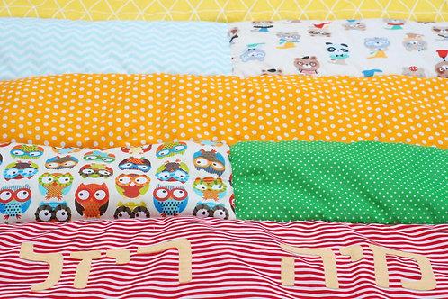 שמיכה | דגם מיה ריזל