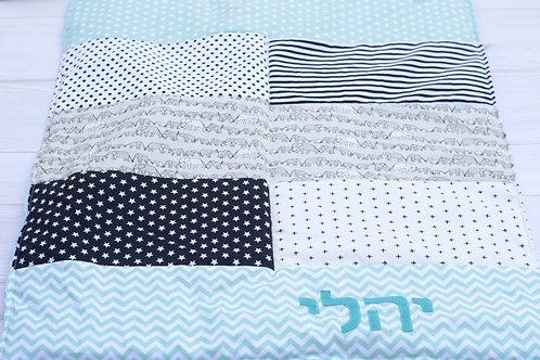 שמיכה | דגם יהלי