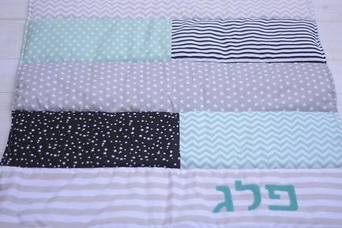 שמיכה | דגם פלג