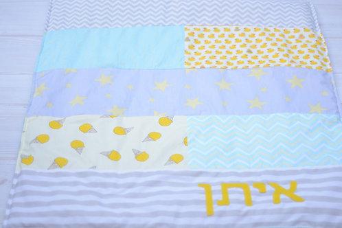 שמיכה | דגם איתן