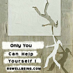 Only can help yourself