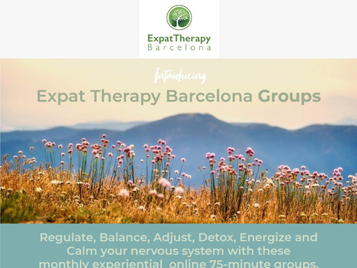 New from Expat Therapy Barcelona
