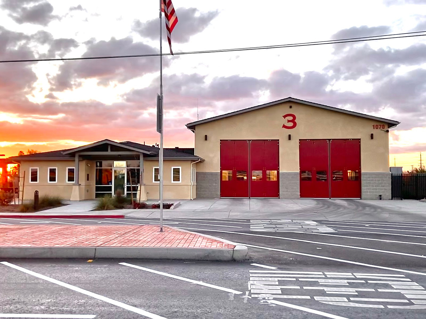 Fire Station #3 - Design Build