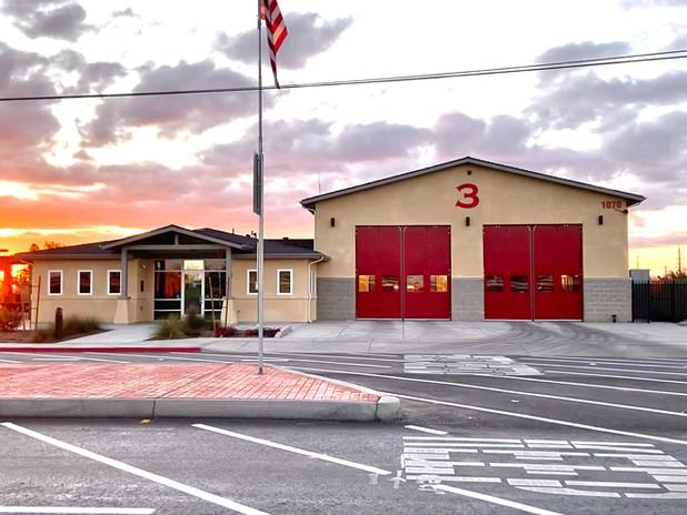 Fire Station #3 - Design Build