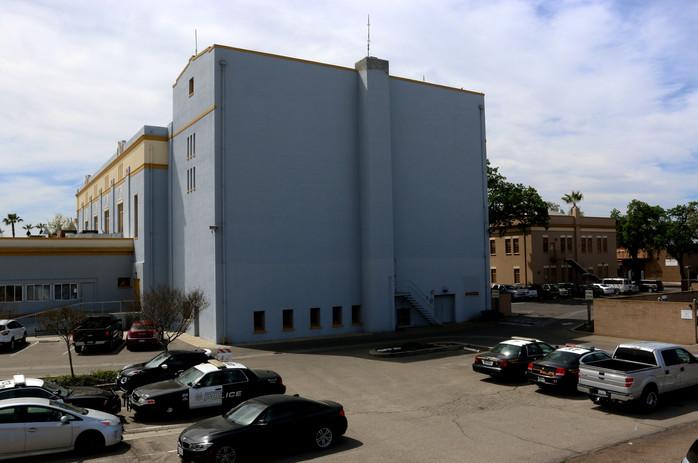 Historic Veteran's Building - Ceiling Be