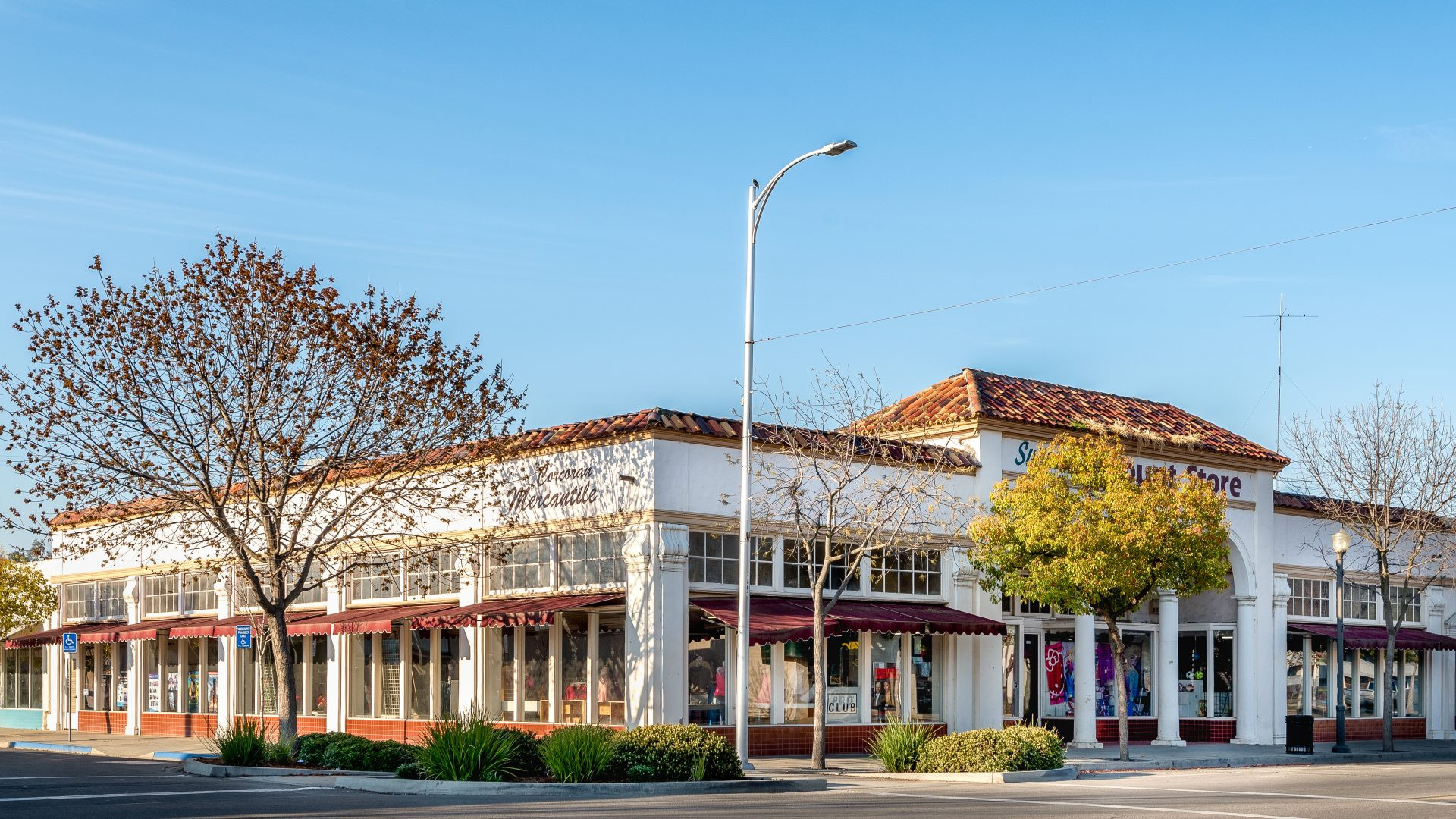 Historical Downtown Tenant improvements, Corcoran Ca - Gener
