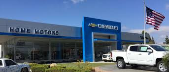 Home Motors Tenant Improvements - Carval