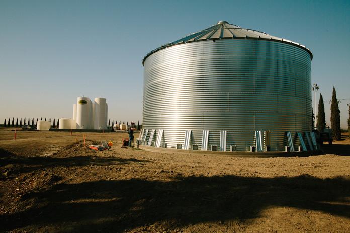 Helena Chemical Tank Farm - Carvalho Con