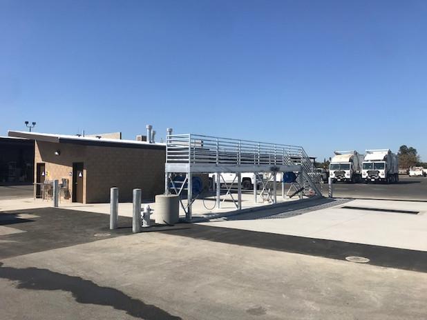 Public Works Truck Bay - Value Engineeri